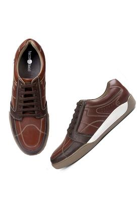 Mens Casual Wear Lace Up Sneakers