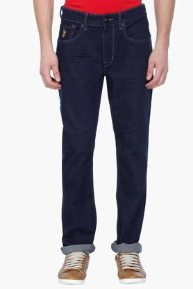 U.S. POLO ASSN. DENIM Mens 5 Pocket Stretch Jeans - 201351824