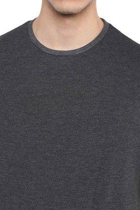 STOP - Blue MelangeT-Shirts & Polos - 8