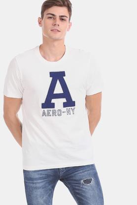 AEROPOSTALE - Off WhiteT-Shirts & Polos - 3