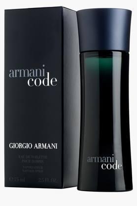 Armani Code - Fragrance for Men - 75 ml