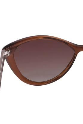 Womens Cat Eye UV Protected Sunglasses - NG-GM1023C02