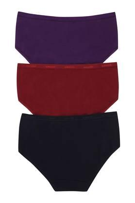 AMANTE - MagentaBuy any 2 Bras and get One Panty pack free - 1