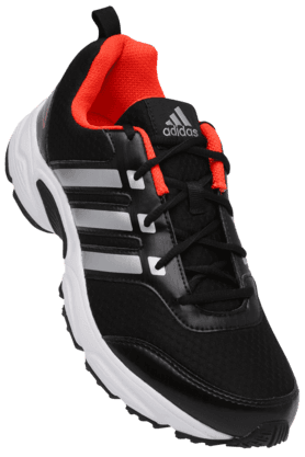 ADIDAS Mens Lace Up Running Shoe