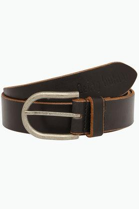 BEING HUMAN Mens Casual Leather Belt - 201741712