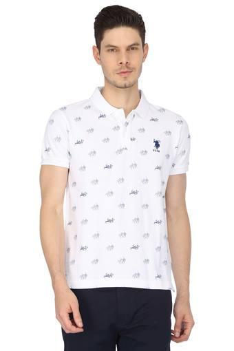 U.S. POLO ASSN. -  WhiteT-shirts - Main