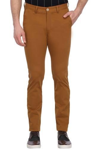 VAN HEUSEN SPORT -  KhakiCargos & Trousers - Main