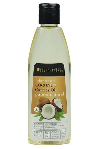 Coldpressed Coconut Carrier Oil - 225ml