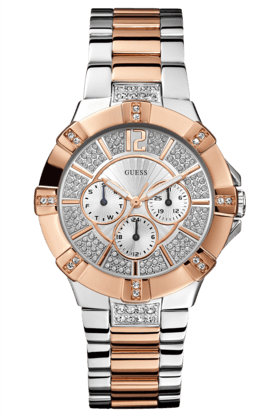 GUESS Womens Vista Watch- W0024L1