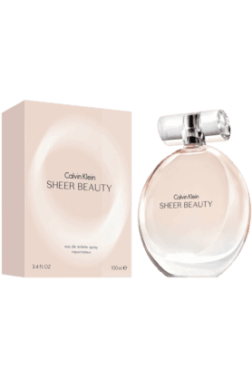 CALVIN KLEIN Sheer Beauty EDT For Women - 100ml