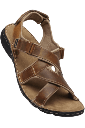 RED TAPE Mens Velcro Closure Sandal