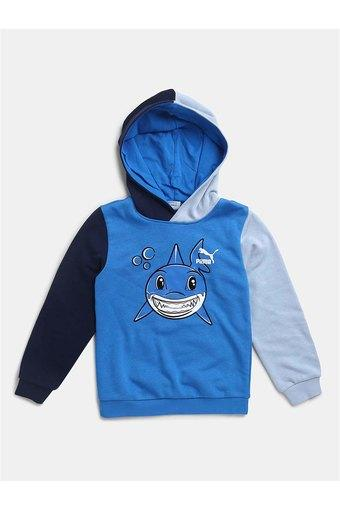 PUMA -  BlueSweatshirts - Main