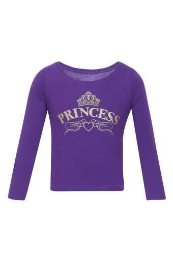 THE CHILDREN'S PLACE -  PurpleTopwear - Main
