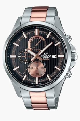 Mens Chronograph Stainless Steel Watch - 201805946