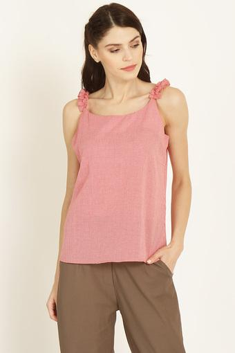 MARIE CLAIRE -  PinkTops & Tees - Main