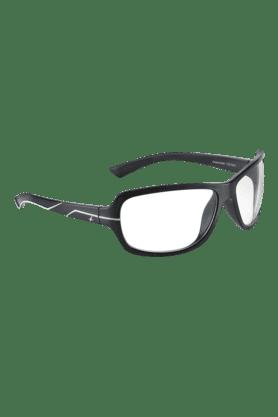 White Sporty Wraps Sunglass For Men-P321WH1