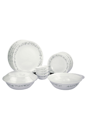 CORELLE Dinner Set (Set Of 16) - Country Cottage