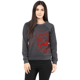 THE VANCAWomen Winter Sweatshirt