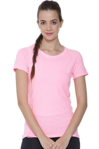 CAMPUS SUTRA -  Pink T-Shirts - Main