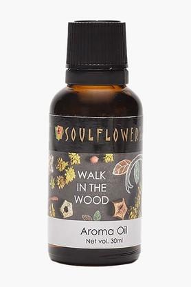 SOULFLOWERWalk In The Woods Aroma Oil- 30 Ml