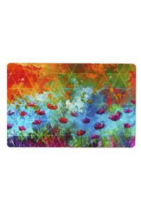 SKIPPER Multicolour PVC Table Mat (Set Of 2) - 201034264