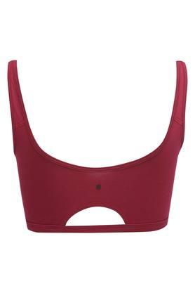 Womens Solid Non Padded Non Wired Beginners Bra