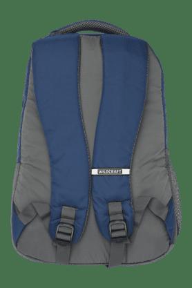 Unisex Zipper Closure 2 Compartment Backpack