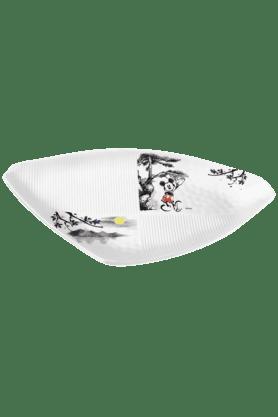 Mickey Watermark - Triangular Platter