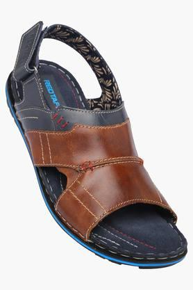 RED TAPE Mens Velcro Closure Casual Sandal - 200874630