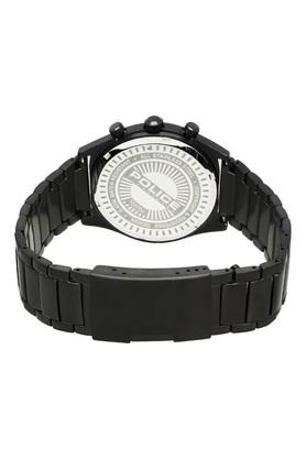 Mens Brown Dial Metallic Chronograph Watch - PL15510JSB02M