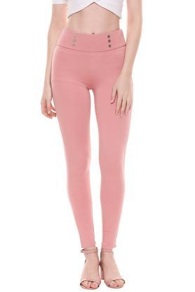 KRAUS - Shocking PinkTrousers & Pants - Main