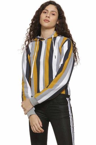 CAMPUS SUTRA -  MustardSweatshirts - Main