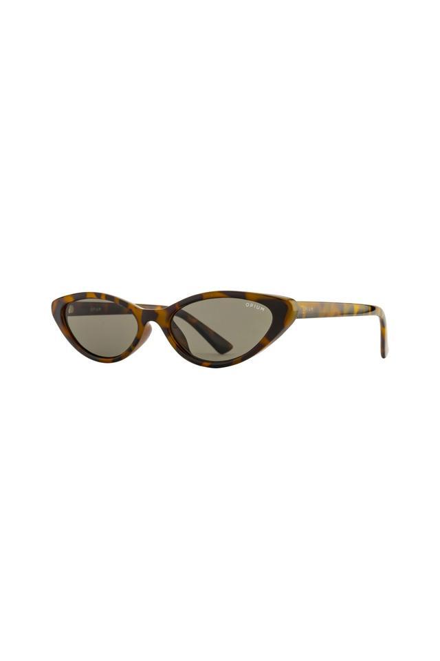 Womens Cat Eye UV Protected Sunglasses - OP-1759-C04