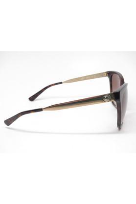 Womens Cat Eye UV Protected Sunglasses - MK 2058