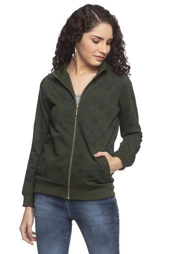 IRIS -  OliveWinterwear - Main