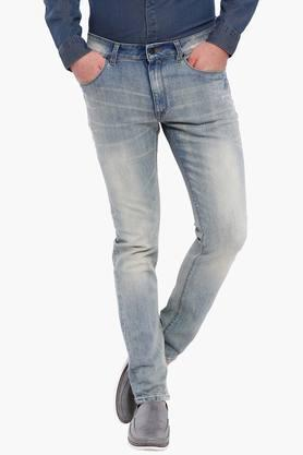 BLUE SAINT Mens Slim Fit Jeans - 201956849