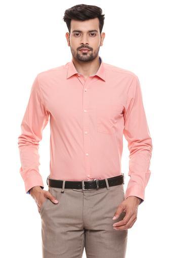 PARK AVENUE -  Light OrangeShirts - Main