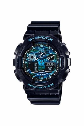 CASIO - Blue Watches - Main