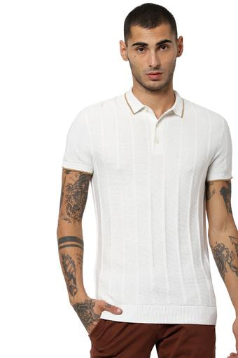 JACK AND JONES -  WhiteT-shirts - Main