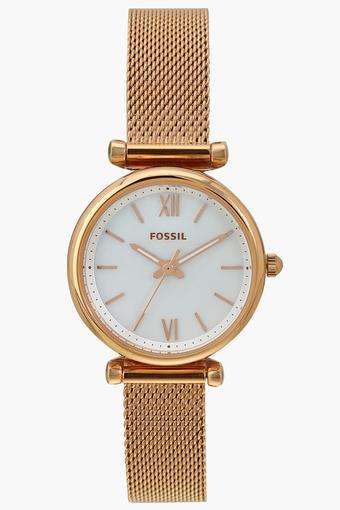 FOSSIL - Analog - Main