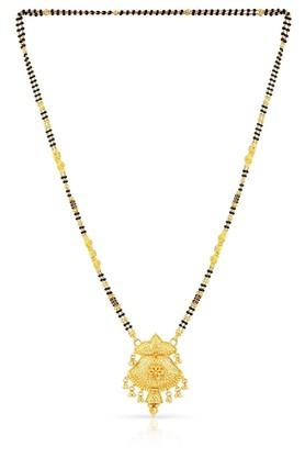 MALABAR GOLD AND DIAMONDS Womens Gold Mangalsutra KLTAAAAACSUZ