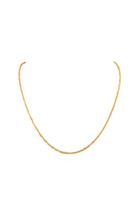 WHP JEWELLERS Mens 22 Karat Gold Machine Chain GCHD15079968