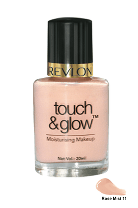REVLON Touch And Glow Moisturising Makeup