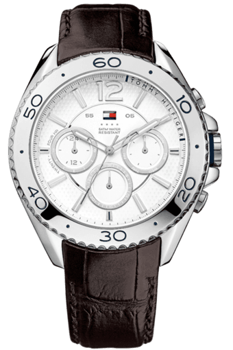 ba56919c Buy TOMMY HILFIGER Tommy Hilfiger Watches Gents watch-TH1791030J | Shoppers  Stop