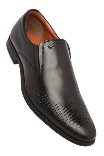 ARROW -  BlackFormal Shoes - Main