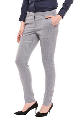 PARK AVENUE - Dark GreyTrousers & Pants - 2