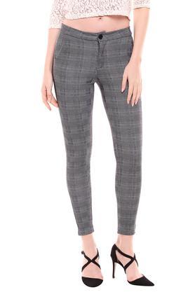 KRAUS - GreyTrousers & Pants - 5