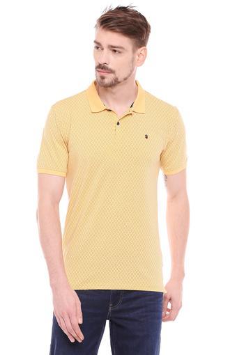 LOUIS PHILIPPE SPORTS -  YellowT-shirts - Main