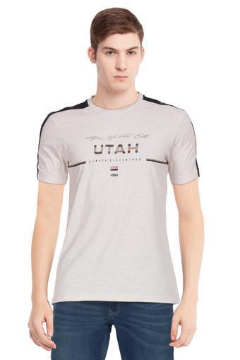 STOP -  OatmealT-Shirts & Polos - Main