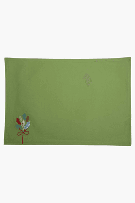 MASPAR Flower Green Placemat - Set Of 6